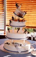 Najbardziej kreatywne torty, jakie kiedykolwiek widziałam. Aż żal je jeść!
