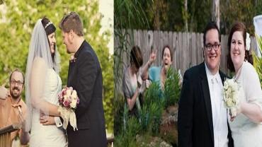 28 zdjęć ślubnych, na których to nie Państwo Młodzi są mistrzami ceremonii…