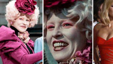 """Effie z """"Igrzysk śmierci"""" bez peruki i makijażu. Jestem pewna, że nie poznalibyście jej na ulicy!"""