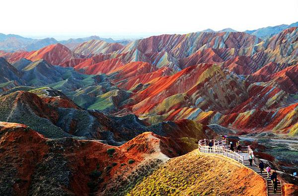 17 najciekawszych miejsc na świecie... aż trudno uwierzyć w ich istnienie!