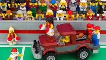 Reprezentacje 50 Stanów Zjednoczonych w formie… LEGO. Koniecznie zobacz zdjęcia!