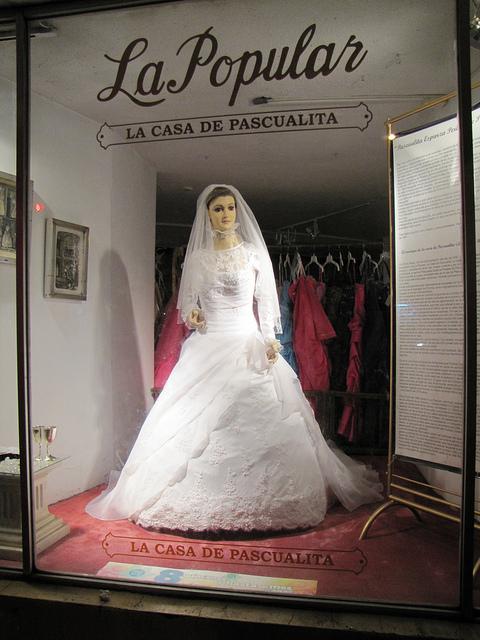 La Pascualita - miejska plotka czy historia mrożąca krew w żyłach?