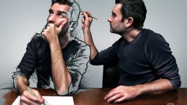 Niesamowite obrazy utalenotwanego artysty. Zobacz najciekawsze z nich!