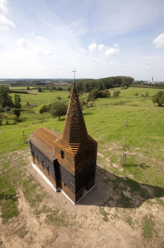 Ten kościół może zniknąć w dosłownie kilka sekund. Sprawdź, jak to jest możliwe!