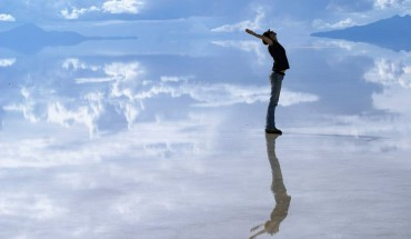 Zobacz miejsce, gdzie niebo styka się z ziemią… Przepiękne!