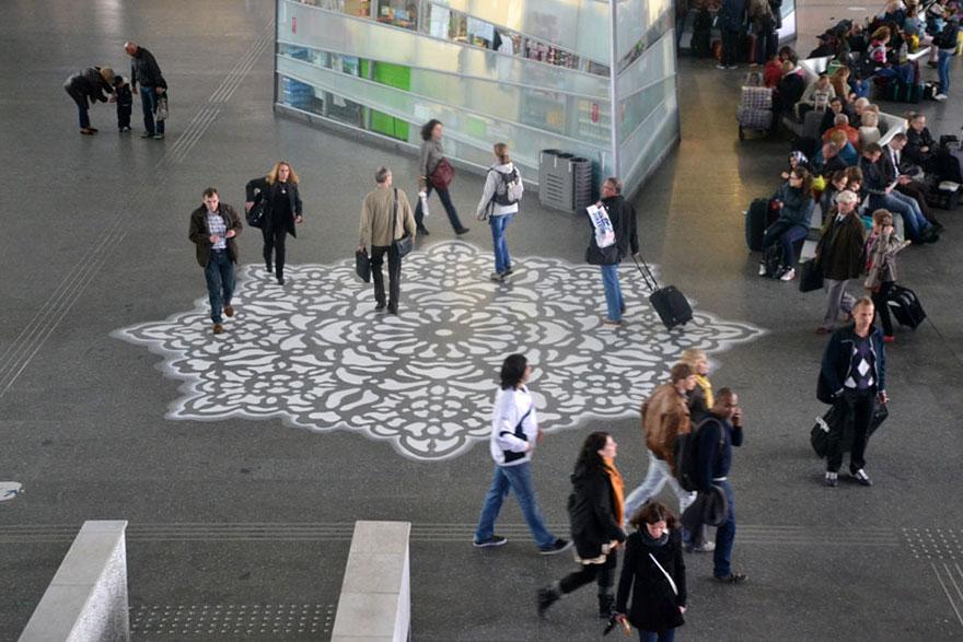 Od wandalizmu do prawdziwej sztuki ulicznej - a wszystko dzięki polskiej artystce!