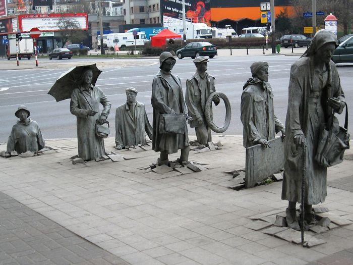 Niesamowite rzeźby z całego świata!