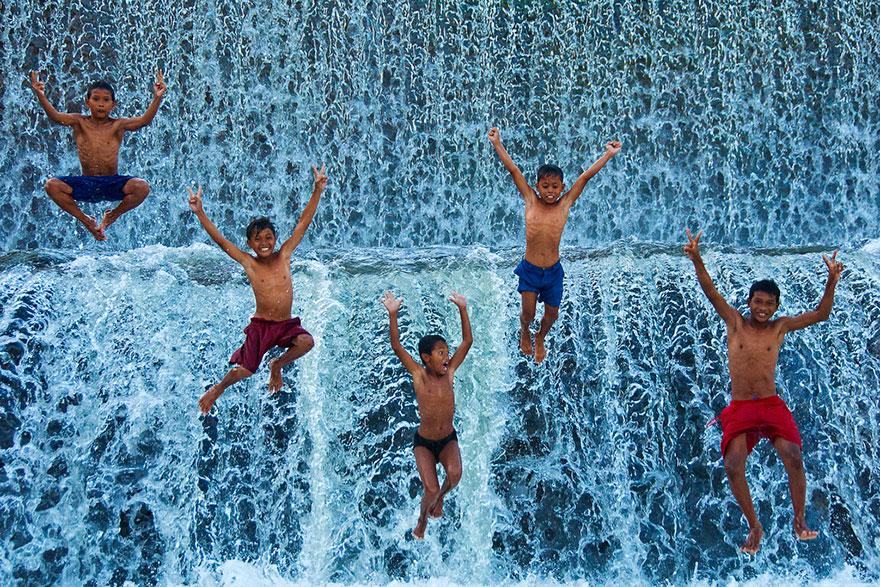 Najradośniejsze momenty życia - dzieciństwo, wróóóóóć!