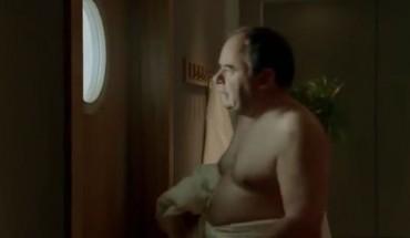 Koniecznie musicie zobaczyć, co się wydarzyło w hotelowej saunie!