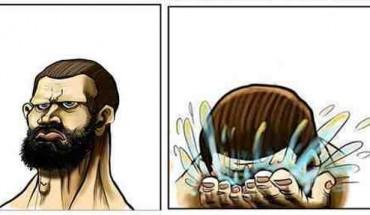 Oto odpowiedź na pytanie, dlaczego tak wielu facetów nie lubi się golić…