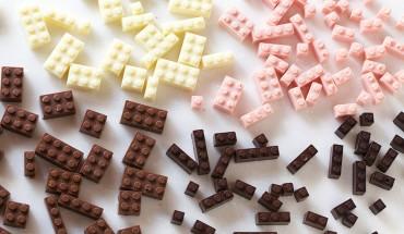 Lego do zjedzenia? Owszem, jeżeli jest… z czekolady!