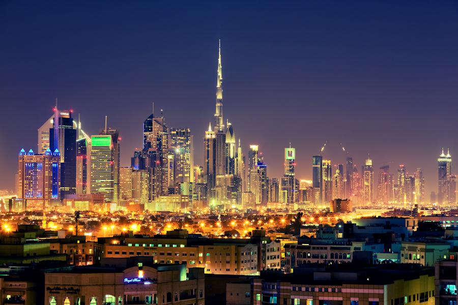 Miejsca, które musisz zobaczyć: Dubaj