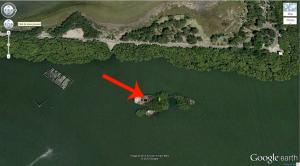 26 niesamowitych miejsc, odkrytych dzięki Google Earth. Niesamowite!