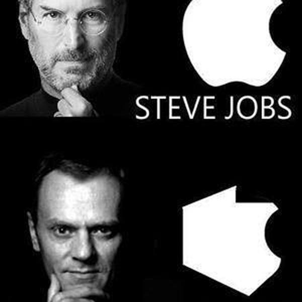 Steve Jobs, No jobs i.... zobaczcie sami!