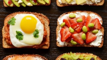 21 pomysłów na to, by wasze śniadanie przestało być nudne!