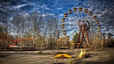 15 niesamowitych zdjęć z opuszczonych miejsc