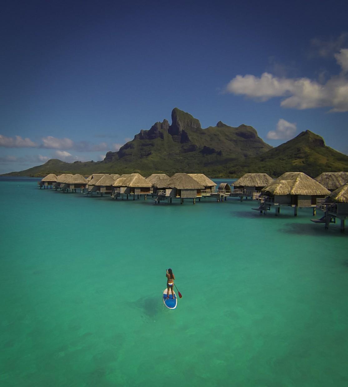 Miejsca warte zobaczenia: Bora Bora