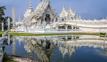 Miejsca, które warto zobaczyć: Wat Rong Khun