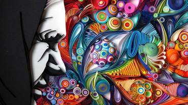Jak w kreatywny sposób wykorzystać papier? Sztukę tę do perfekcji opanowała Julia Brodskaya. Zobacz jej dzieła!