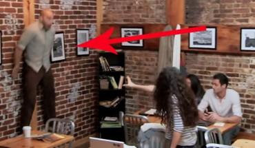 Niespodziewana sytuacja dla klientów kawiarni!
