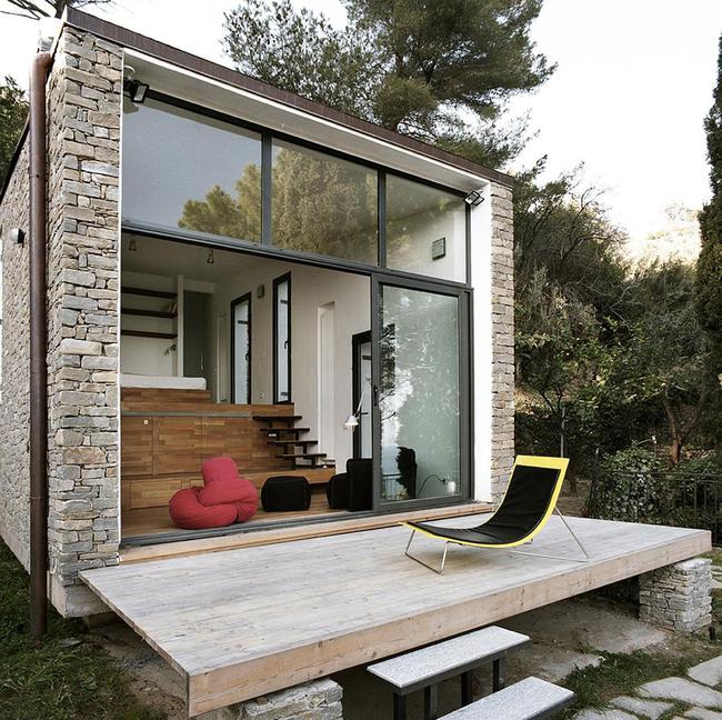 10 niesamowitych domów, które udowadniają, że małe jest piękne!