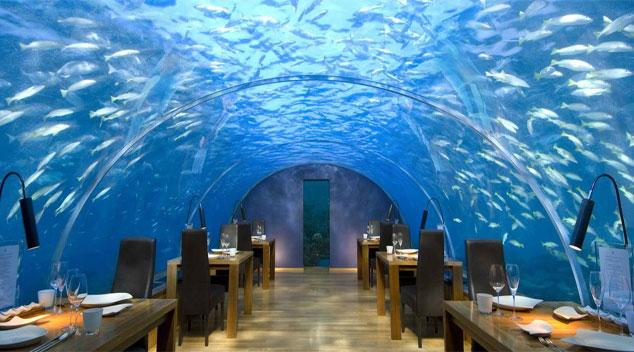 Świątynie smakoszy - 10 najpiękniejszych restauracji na świecie
