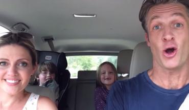 Rodzice są tak szczęśliwi, kiedy ich pociechy wracają do szkoły… Ci rodzice postanowili zrobić zabawny filmik na ten temat!