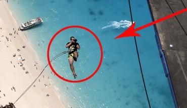 A mówią, że ludzie nie potrafią latać. Te zdjęcia pokazują co innego.