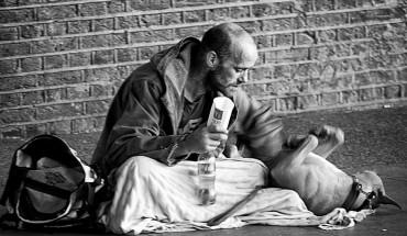 Bezdomni i ich kochający przyjaciele