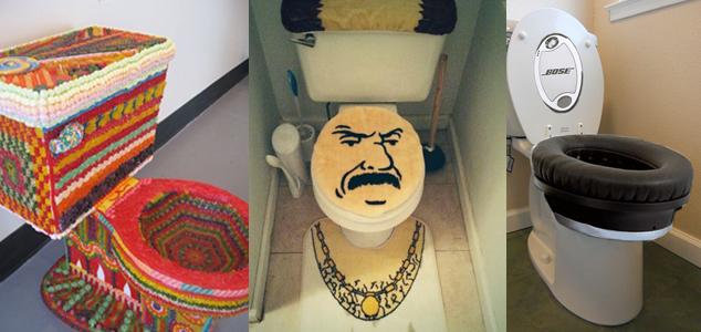 Nie uwierzysz co ludzie mają w łazienkach! Będziesz w szoku!
