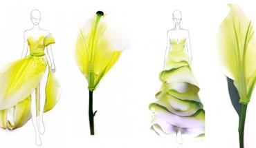 Kwiatowe inspiracje! Czyżby najnowszy krzyk mody?