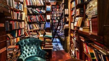 10 miejsc, w których czytanie książek to prawdziwa przyjemność. Chciałabym je odwiedzić!