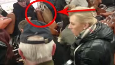 Walka o torebki Wittchen w Lidlu. Byłam w szoku, kiedy to zobaczyłam!