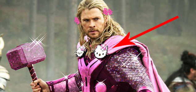 Ci różowi superbohaterzy dołożą wszelkich starań, aby nasz świat był bezpieczniejszy!