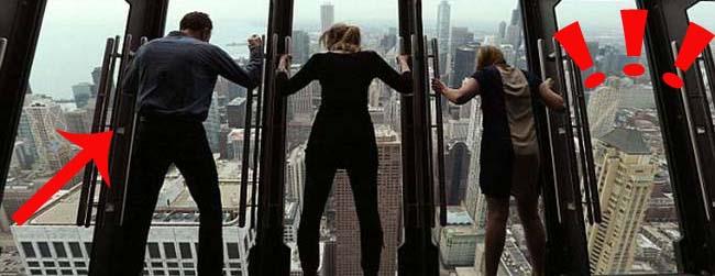 Jeżeli boisz się wysokości, to miejsce w Chicago nie jest dla Ciebie!