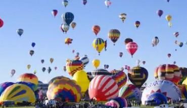 Jeżeli przegapiłeś  Festiwal Balonowy 2014, obejrzyj to niesamowite wideo poklatkowe.