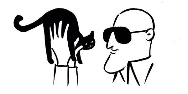 Genialne w swojej prostocie! Zobacz minimalistyczne komiksy, których głównymi bohaterami są zwierzęta.