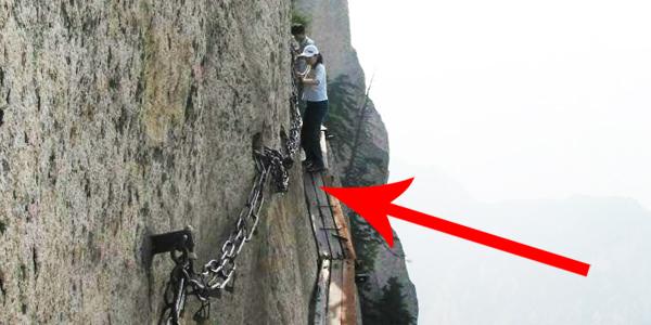 Niewiarygodne dokąd prowadzi ten przerażający szlak! Poznaj zaskakującą prawdę!