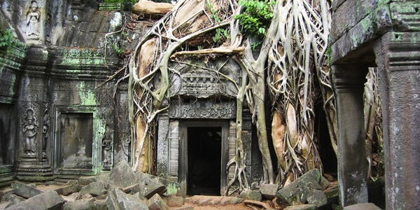 Najpiękniejsze opuszczone miejsca z całego świata! Musisz je zobaczyć!