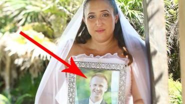 Do ślubu zostało jej zaledwie 52 dni! Aby pogodzić się ze stratą narzeczonego, wymyśliła coś niezwykłego…