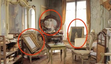 To, co odkryto w tym mieszkaniu po 70 latach nieobecności, jest niesamowite!