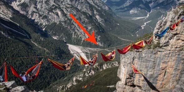 Czy słyszeliście już o spotkaniach na wysokościach? Zobaczcie koniecznie!