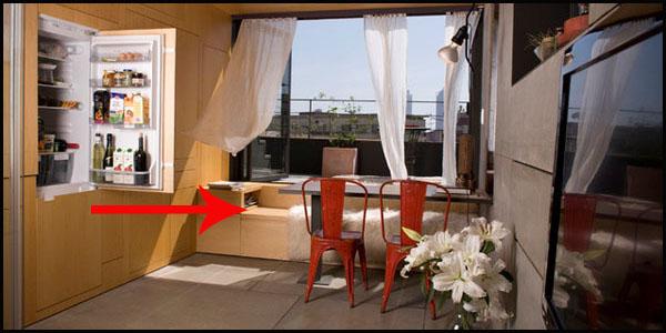 Nie uwierzysz, co może zmieścić się w mieszkaniu o powierzchni 24 metrów kwadratowych. WOW!