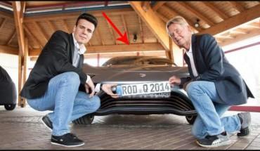 Ten elektryczny samochód z pewnością będzie marzeniem niejednego z Was!
