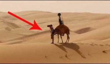 Nie uwierzysz, czego używa Google by zrobić zdjęcia na pustyni.