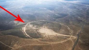 Gigantyczne skalne kręgi na Bliskim Wschodzie! Co to może być?