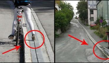 To rozwiązanie dla rowerzystów idealnie sprawdza się w górzystych miastach.