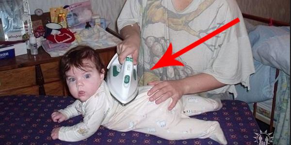 Ci ludzie chyba nie są jeszcze gotowi na rodzicielstwo. Zobaczcie 18 absurdalnych zdjęć!