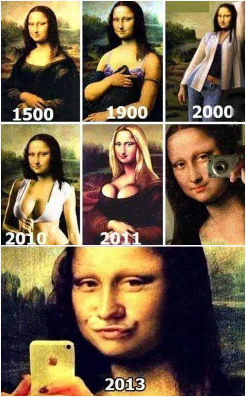 A tak zmieniała się fotografia przez lata!