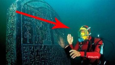 Nurkowie zeszli w głąb Morza Śródziemnego i… odkryli zaginione miasto!